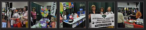 Click on Image for Sildeshow of 2010 BV Home & Business Expo