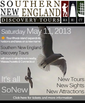 Southern New England Discovery Tours