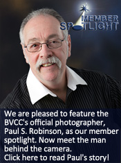 Member Spotlight: Paul Robinson
