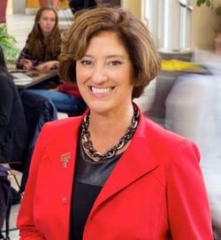 Laurie Leshin, President of Worcester Polytechnic Institute (WPI)