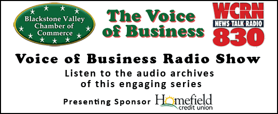 The Voice of Business Radio Show - Click to Listen
