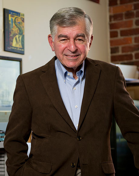 Michael Dukakis, former Governor of Massachusetts