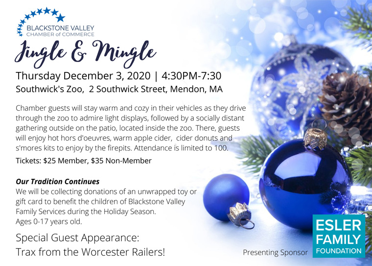 Mingle & Jingle Dec 3 2020