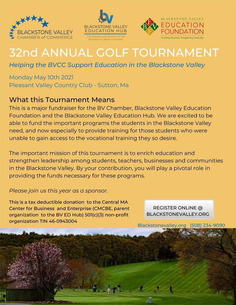 32nd Golf Tournament