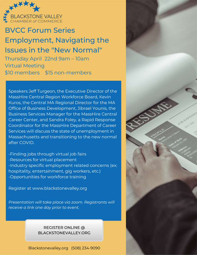 Forum Employment New Normal