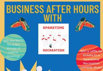 Business After Hours Sparetime